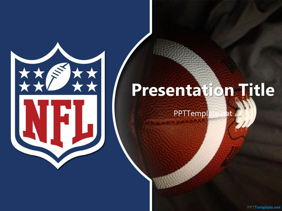 free nfl ppt template