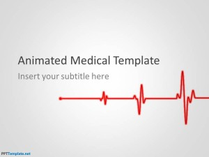 animated medical ppt template, Powerpoint