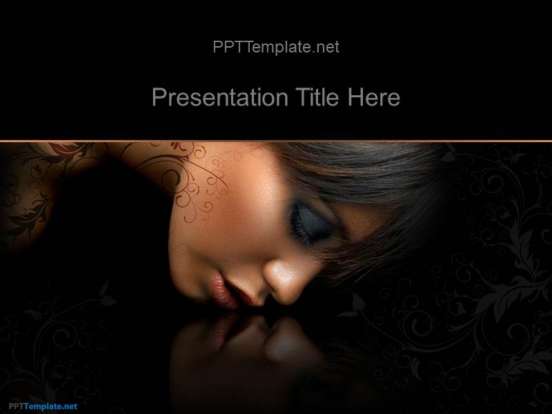 Free Fashion PowerPoint & PPT Templates