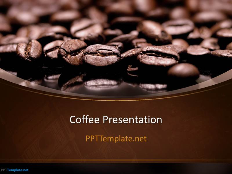 Free Coffee Ppt Template For Powerpoint