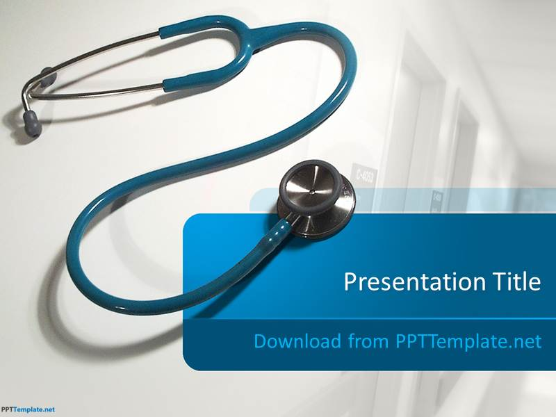free medicine ppt template, Powerpoint