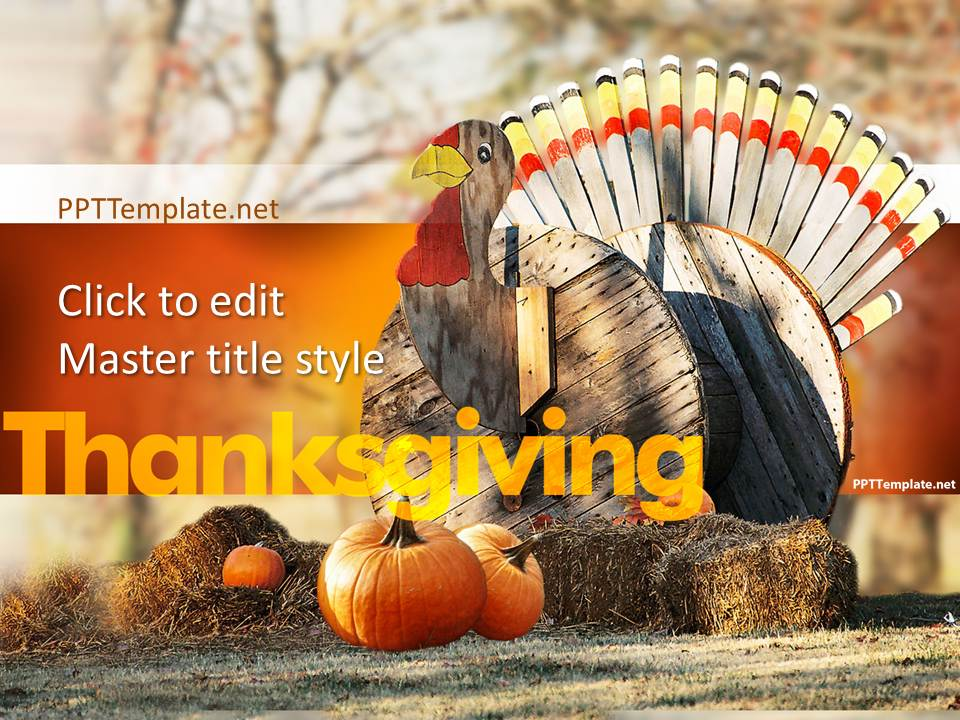 download free thanksgiving powerpoint templates, Powerpoint