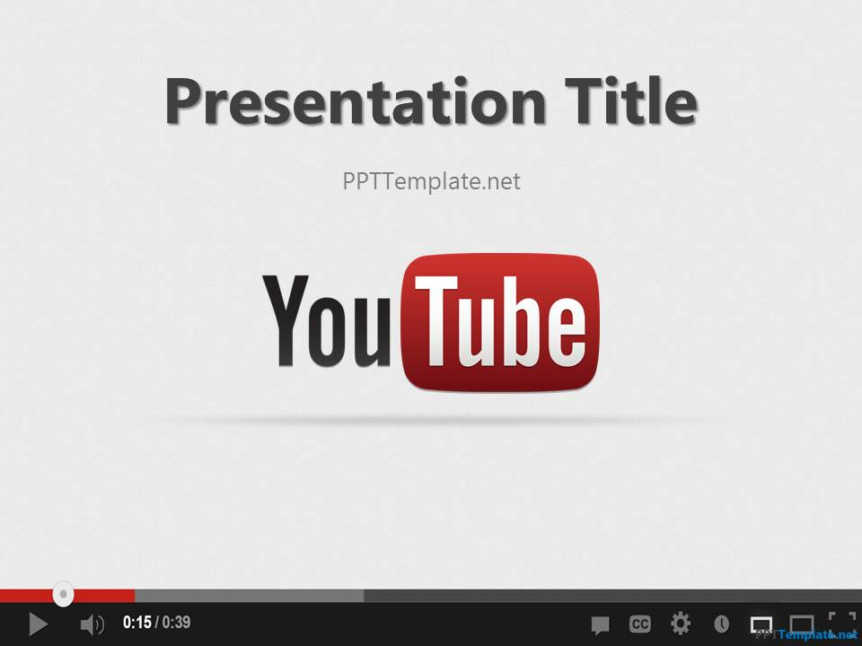 how to create a powerpoint template 2013 - free youtube ppt template