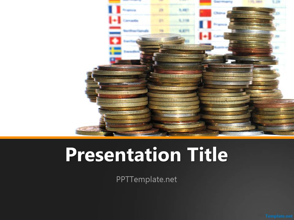 free budget ppt templates  ppt template, Templates