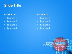 Marketing PPT Template for PowerPoint Presentations