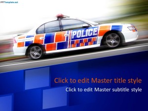 Free Police PPT Template