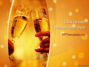 Free Anniversary PPT Template