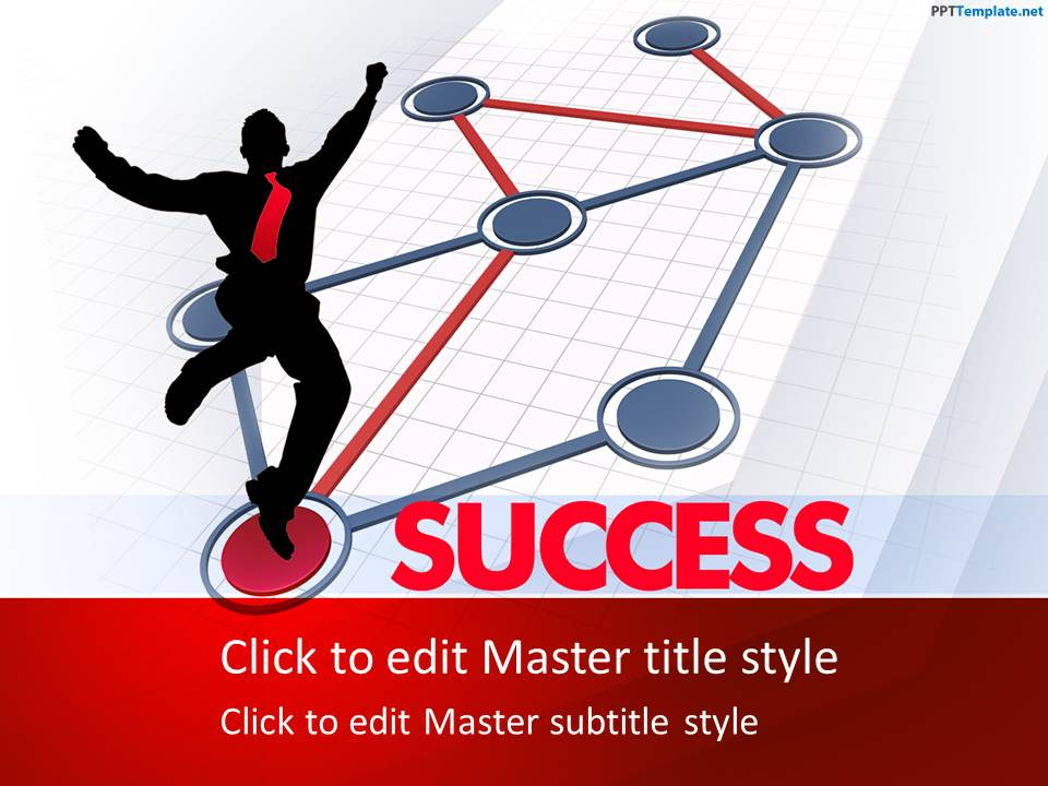 Free success ppt template for Hr ppt templates free download