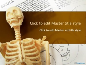 Free Anatomy PPT Template