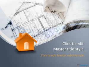 Free Building Design PPT Template