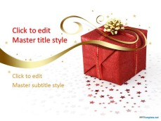 10088-red-giftbox-ppt-template-1