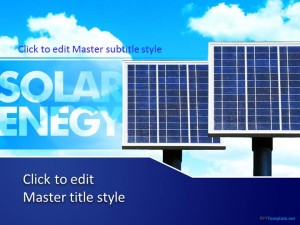 Free Energy PPT Template