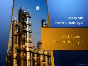 Free Industry PPT Template