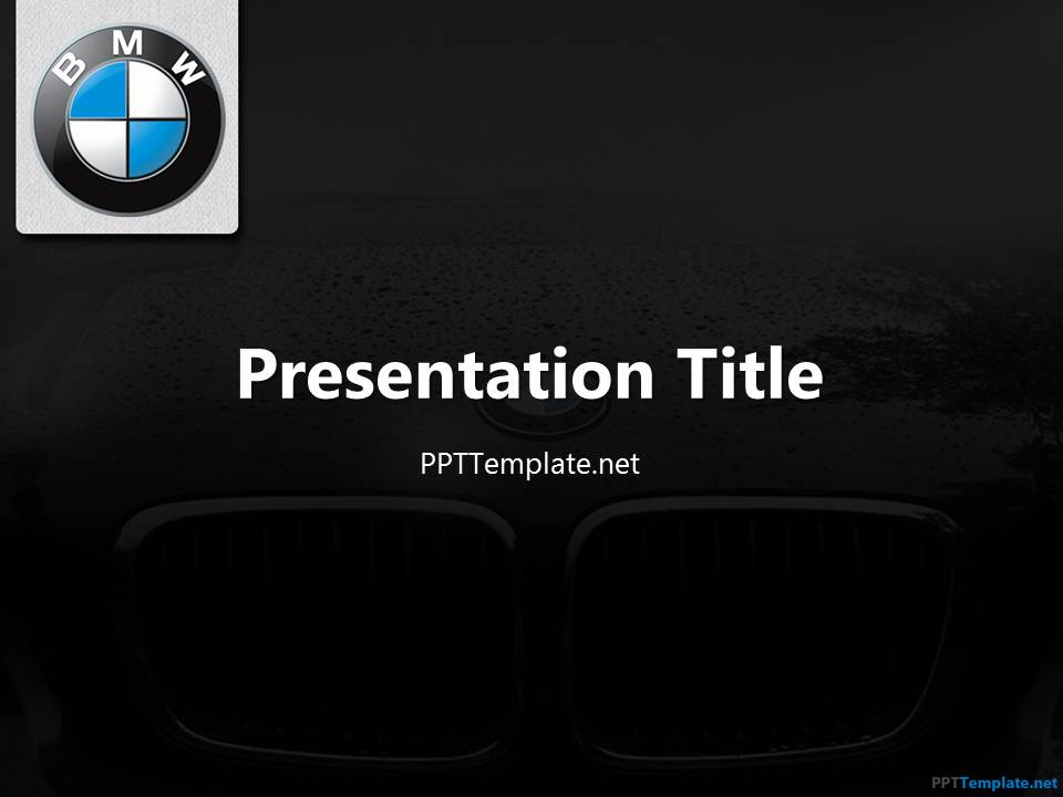 free car ppt templates  ppt template, Powerpoint