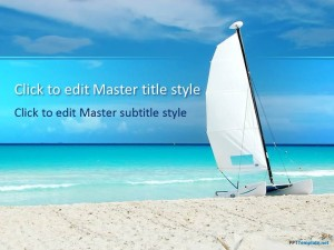 Free Sail PPT Template