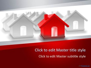 real estate sale ppt template, Powerpoint