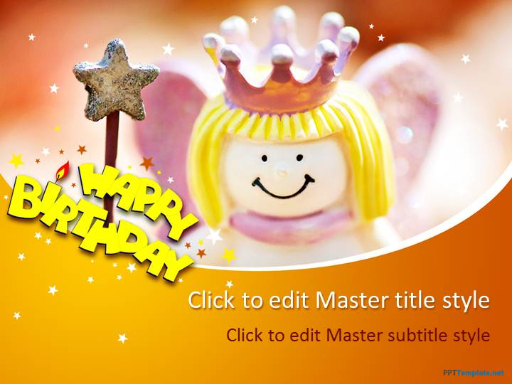 Powerpoint Birthday Template from ppttemplate.net