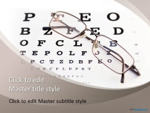 Free Vision PPT Template