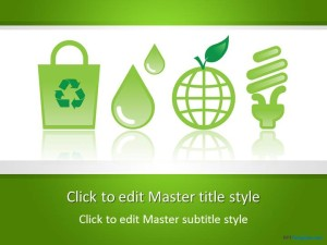 Free Eco Friendly PPT Template