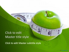 10315-diet-measure-apple-ppt-template-0001-1