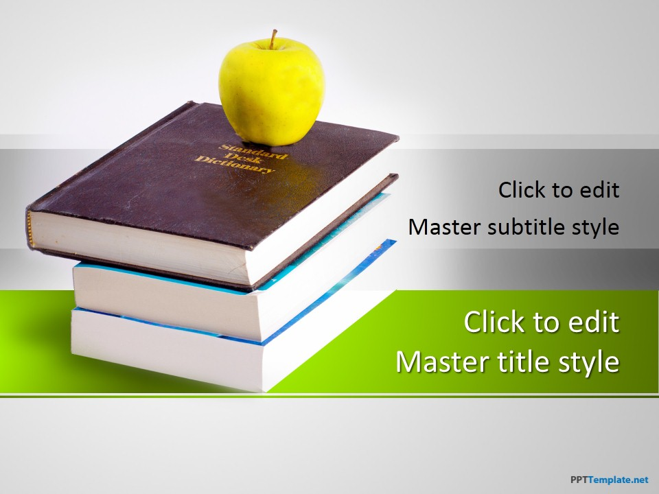 Education Ppt Templates Free Educational Slides For School