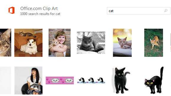 Get Free Clipart & Photos from Microsoft PowerPoint 2013