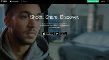 Share and Sell Photography with The EyeEm App