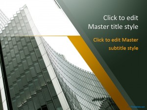 Free City PPT Template