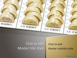 Free Money Cents PPT Template