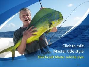 Free Big Fish PPT Template