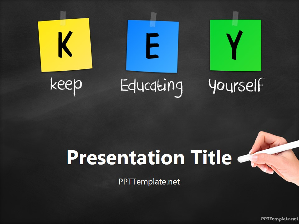 Education PPT Templates –Free Educational Slides for School ...