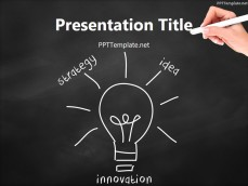 20398-innovation-bulb-chalkhand-black-ppt-template-1