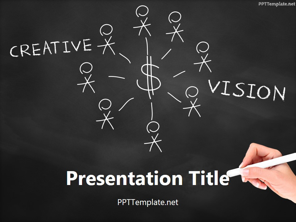 20404-creative-vision-chalkhand-black-ppt-template-1