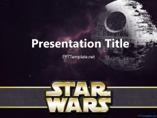 20052-star-wars-with-logo-ppt-template-1